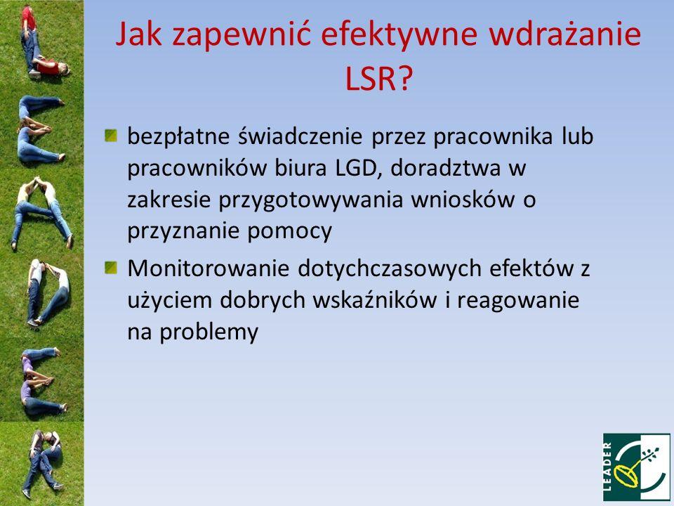 Jak zapewnić efektywne wdrażanie LSR.