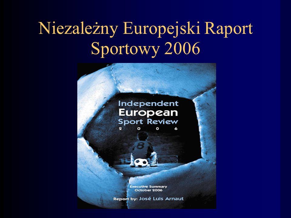 Niezależny Europejski Raport Sportowy 2006