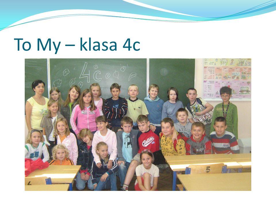 To My – klasa 4c