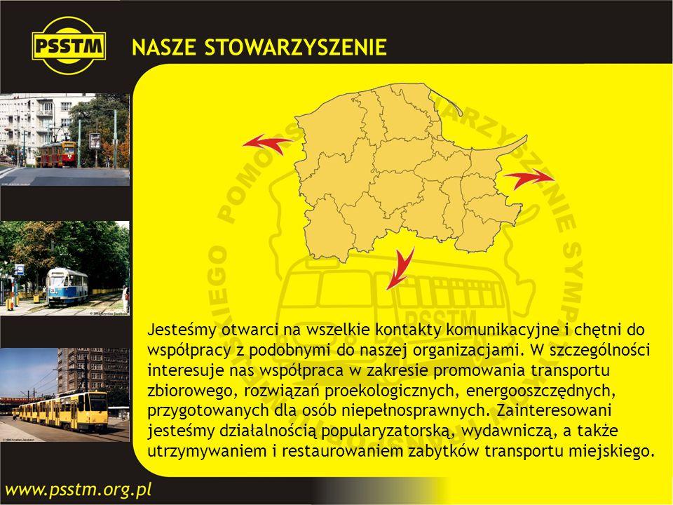 DZIAŁALNOŚĆ STOWARZYSZENIA Festyn komunikacyjny – 6 sierpnia 2006 Pierwszą imprezą, w której członkowie Pomorskiego Stowarzyszenia Sympatyków Transportu Miejskiego w Gdańsku brali czynny udział, był Festyn Komunikacyjny zorganizowany przez Zakład Komunikacji Miejskiej w Gdańsku w dniu 6 sierpnia 2006 r.