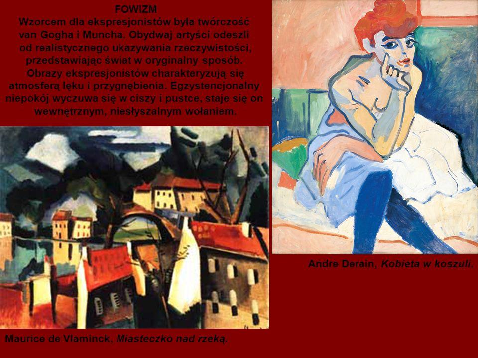 W 1905 roku pojawienie się prac Henriego Matissea, Georgesa Rouaulta i Andre Deraina na Jesiennym Salonie w Paryżu wywołało skandal.