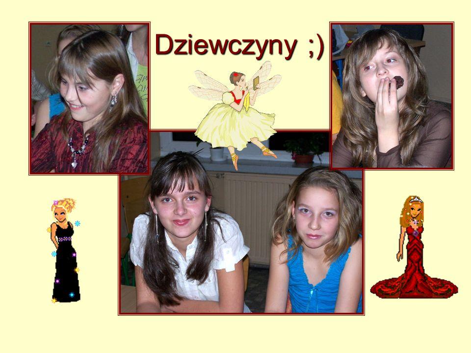 Dziewczyny ;) Dziewczyny ;)