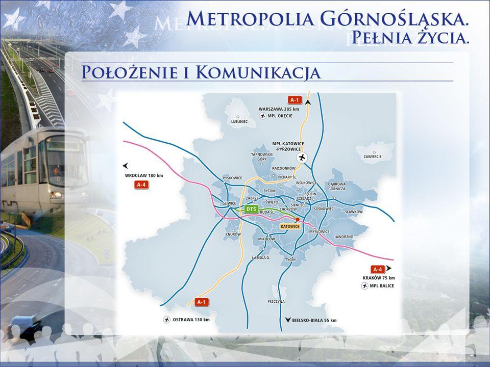 PKB regionu 6 % PKB kraju 193 300 podmiotów gospodarki narodowej 67%