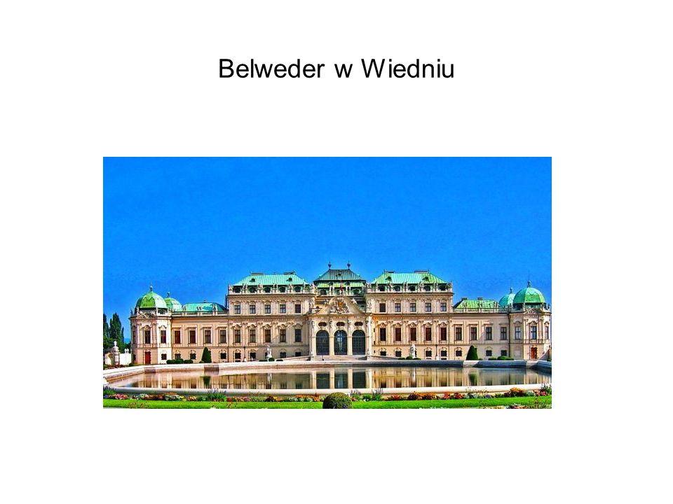 Belweder w Wiedniu