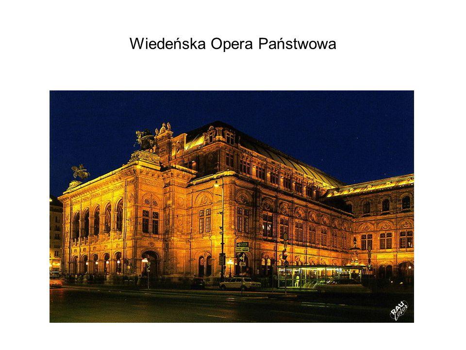 Wiedeńska Opera Państwowa