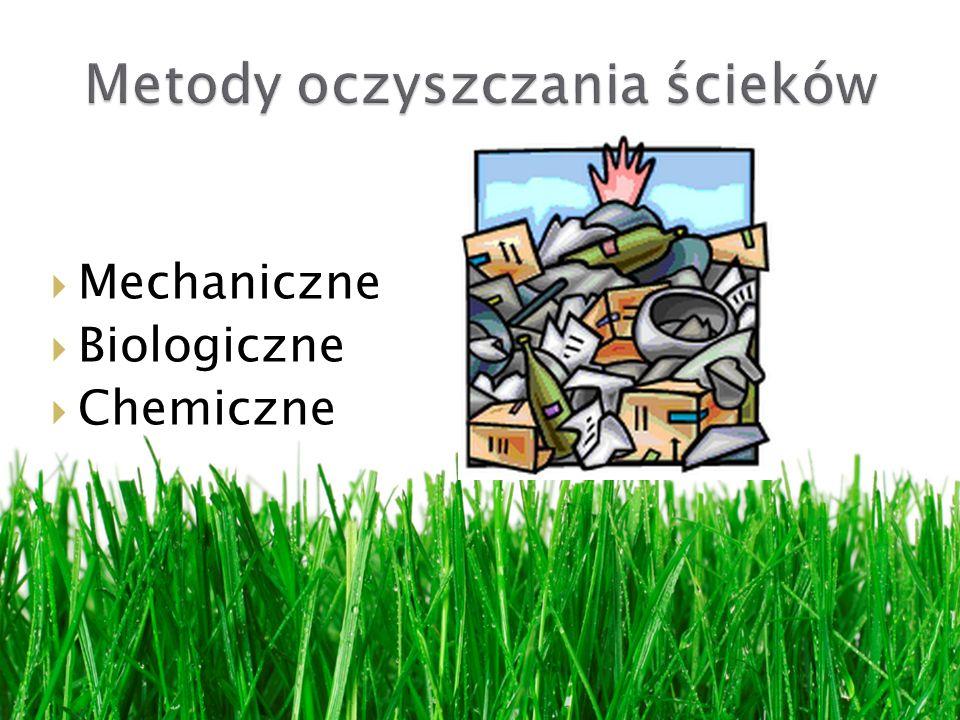 Mechaniczne Biologiczne Chemiczne