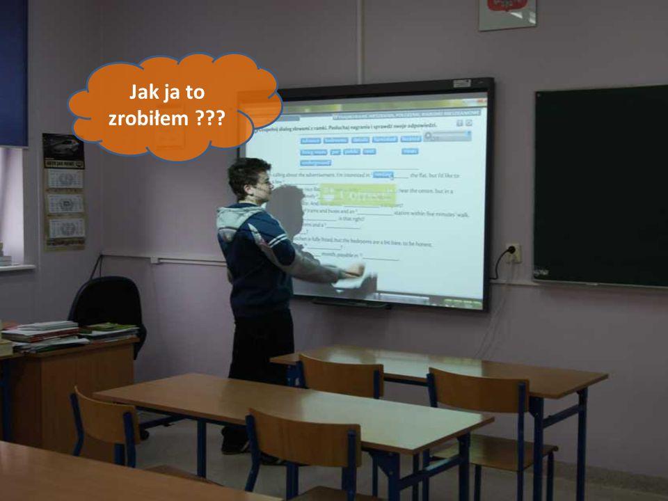 Na angielskim nie tylko się uczyłem, ale też świetnie bawiłem.
