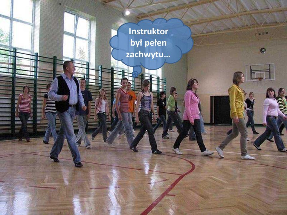 Uczyliśmy się tańczyć