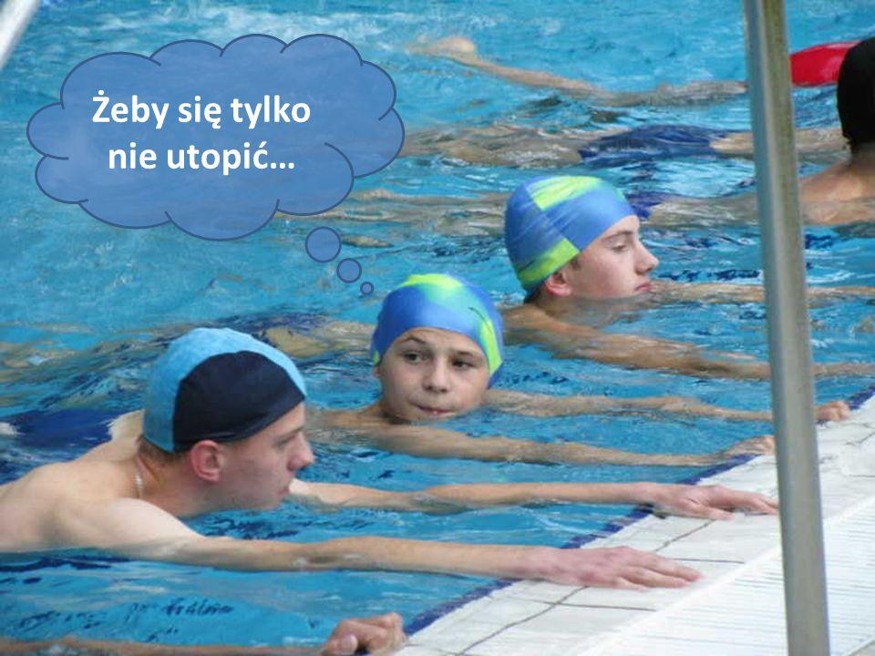 Była nauka pływania