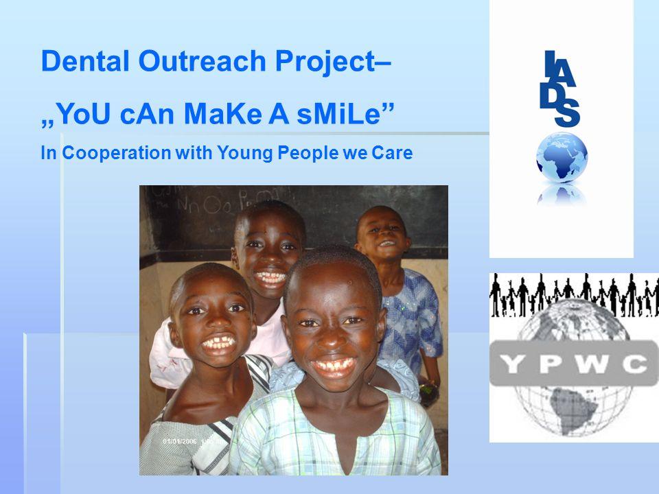Problemy w zakresie opieki stomatologicznej: · niski poziom higieny jamy ustnej · brak dostępu do gabinetów stomatologicznych · stare, nieskuteczne metody leczenia ·wysoki wskaźnik choroby próchnicowej ·niski poziom opieki matek i dzieci w zakresie stomatologii