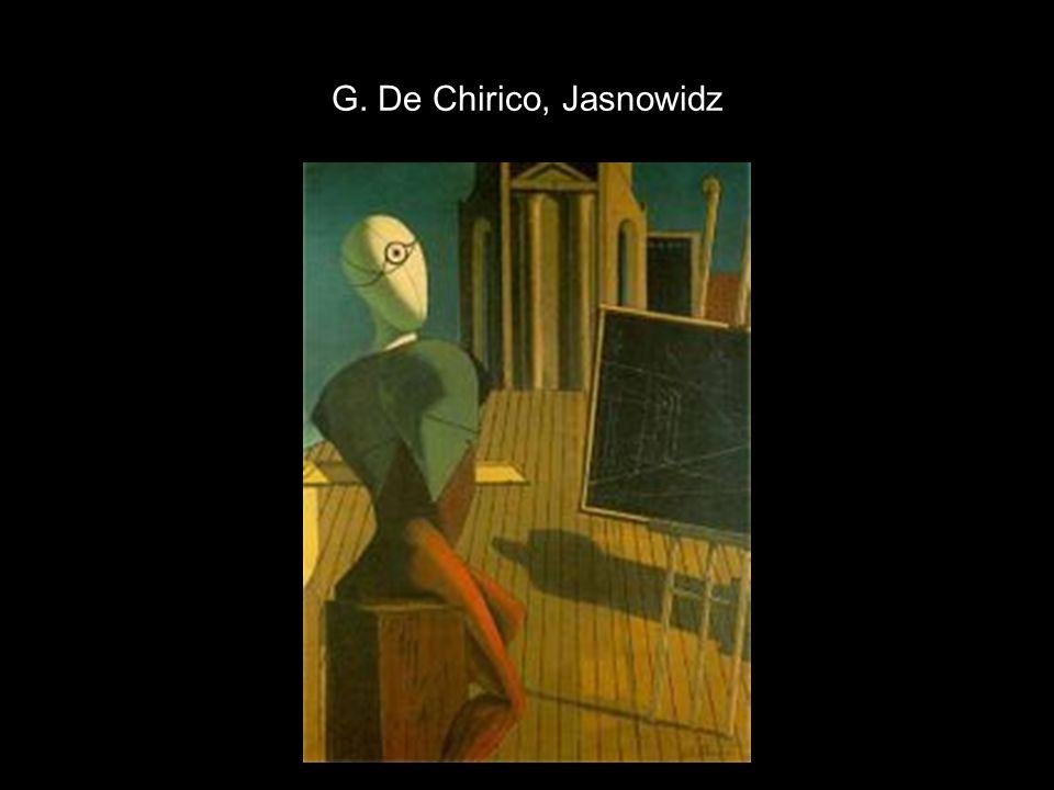 G. De Chirico, Jasnowidz