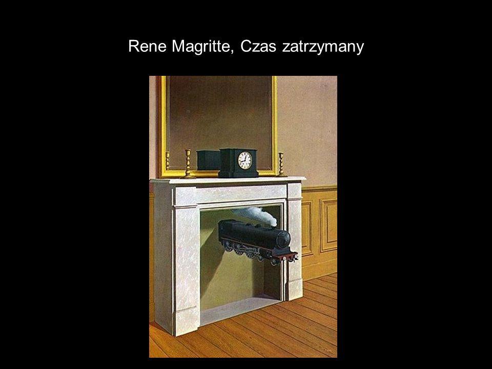 Rene Magritte, Czas zatrzymany