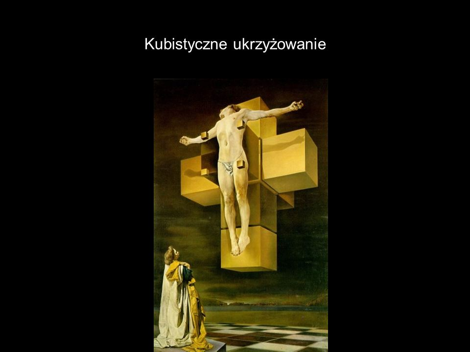 Kubistyczne ukrzyżowanie