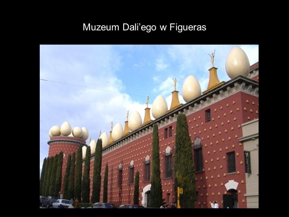 Muzeum Daliego w Figueras