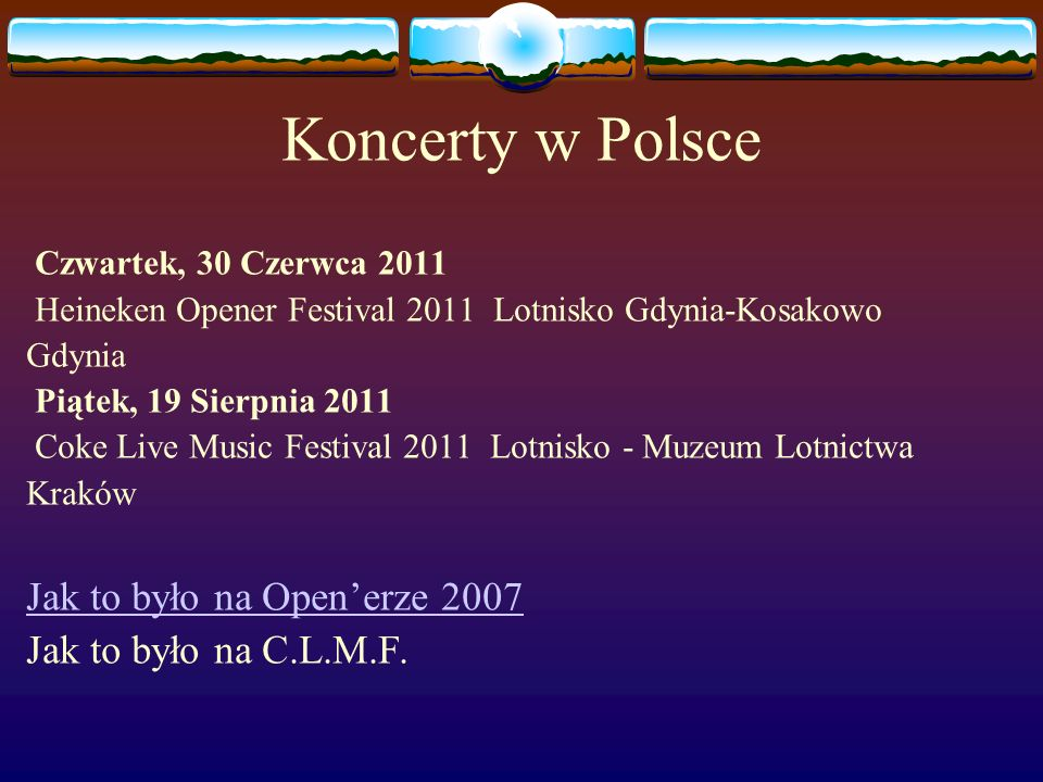 Piosenki Muse w repertuarze innych artystów Dream Theater – Stockholm Syndrome (podczas koncertów) Ken Zazpi – Irri Bat - melodia Muscle Museum (2001) Scala & Kolacny Brothers – Muscle Museum (2002) The Section Quartet – Lizards Like Us – Time Is Running Out (2004) William Joseph – Within - Butterflies and Hurricanes (2004) The String Quartet Tribute To Muse - Stockholm Syndrome , Map Of Your Head , Time Is Running Out , Muscle Museum , In Your World , Showbiz , The Small Print , Sunburn , New Born , Bliss , Sing for Absolution (2005) The Mick Gerbers Band – Muscle Museum (2005) The Feeling – Time Is Running Out (2005) Threshold – Supermassive Black Hole (2007) The Veronicas - Uprising (2009)
