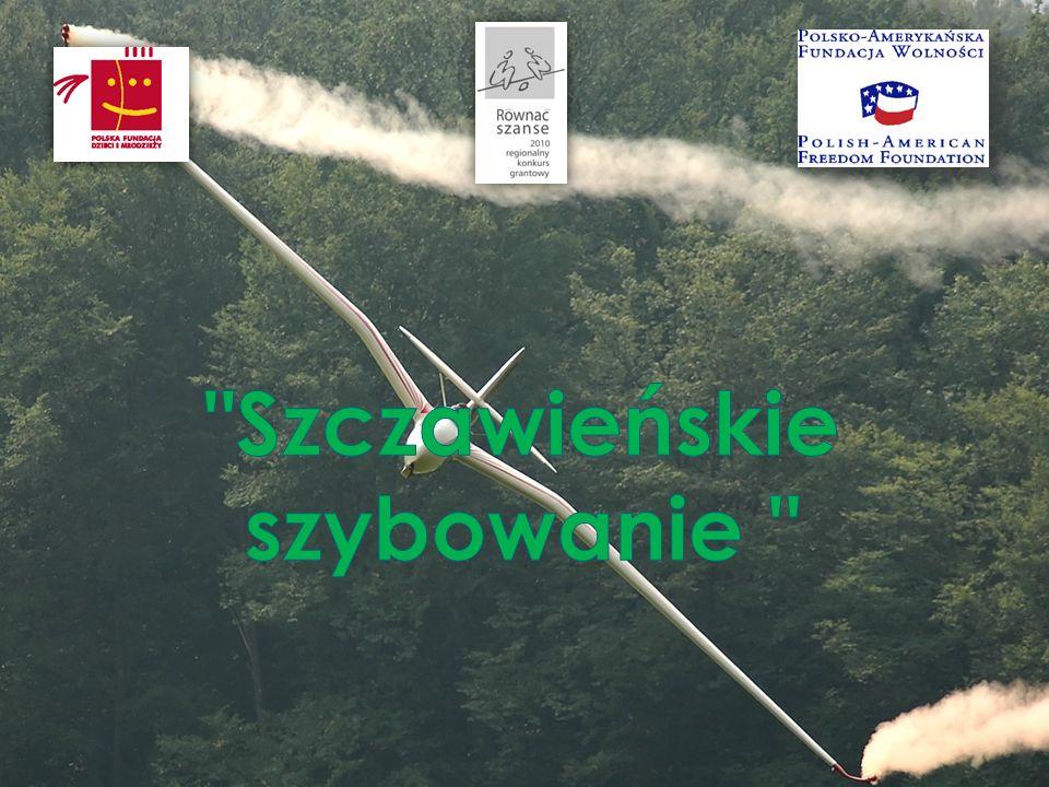 Grupa gimnazjalistów zrzeszona w Stowarzyszeniu Wspierania i Rozwoju Wsi Ecoeurowieś od 1 stycznia 2011r będzie realizowała Projekt Szczawieńskie szybowanie .
