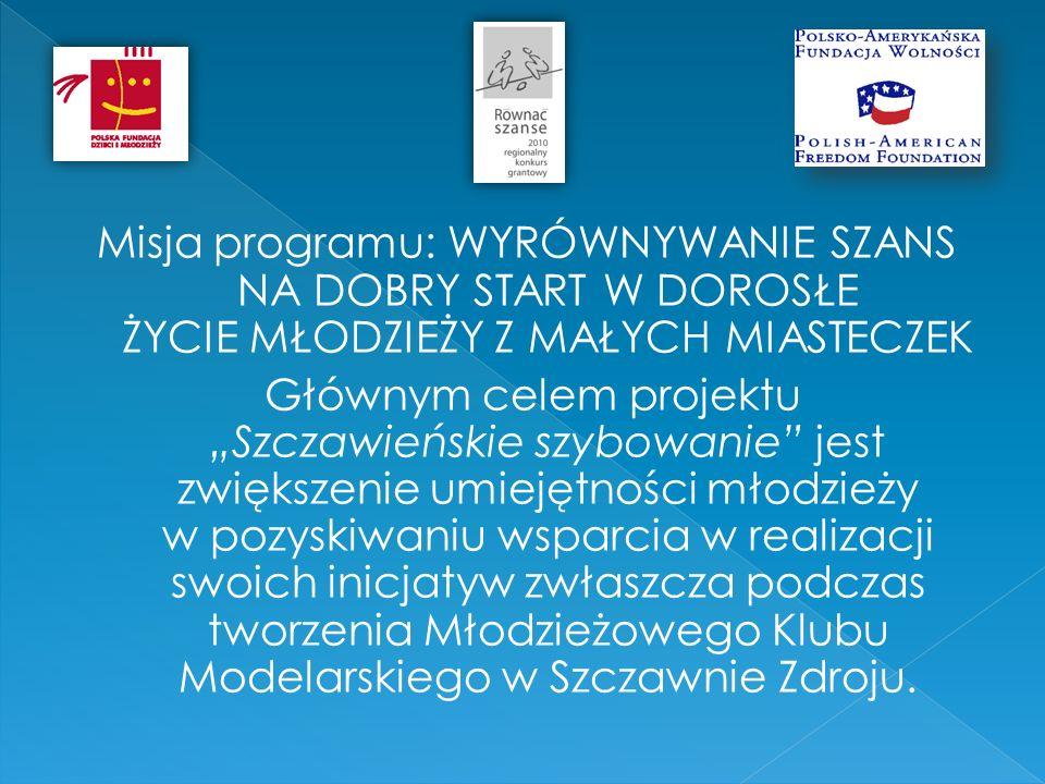 Szczegółowymi celami projektu są: nabycie kompetencji społecznych, obywatelskich i językowych nabycie kompetencji ICL nabycie kompetencji naukowo technicznych Czas trwania projektu od 1.01.2011 do 1.07.2011