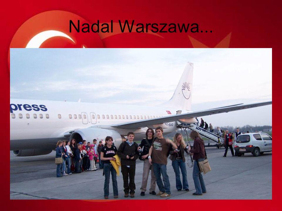 Nadal Warszawa...