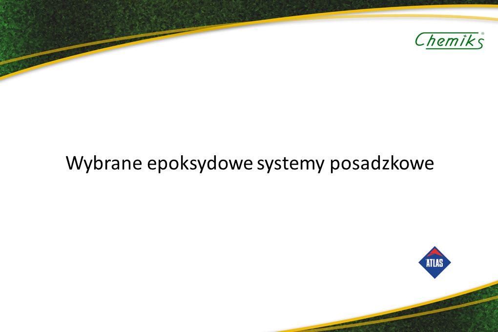 Wybrane epoksydowe systemy posadzkowe