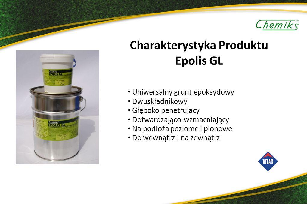 Charakterystyka Produktu Epolis PP Dwuskładnikowa farba epoksydowa Chemoodporna, łatwozmywalna Łatwa w mieszaniu i nanoszeniu Na ściany i podłogi Do wewnątrz