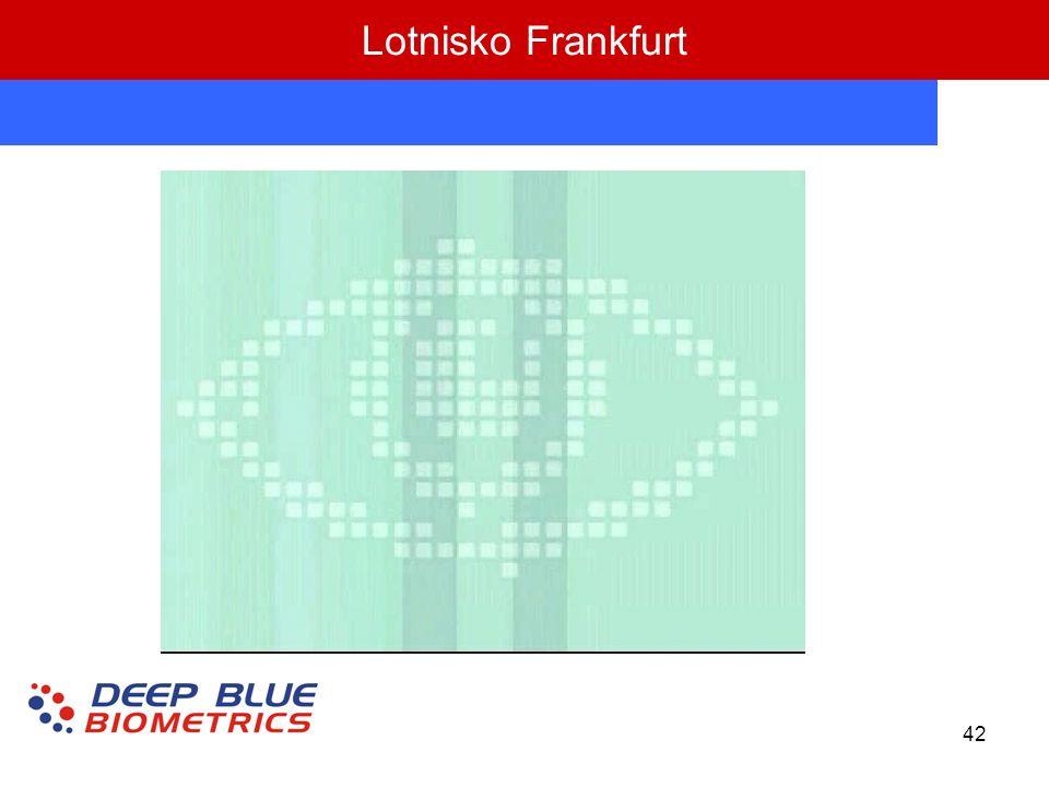 42 Lotnisko Frankfurt