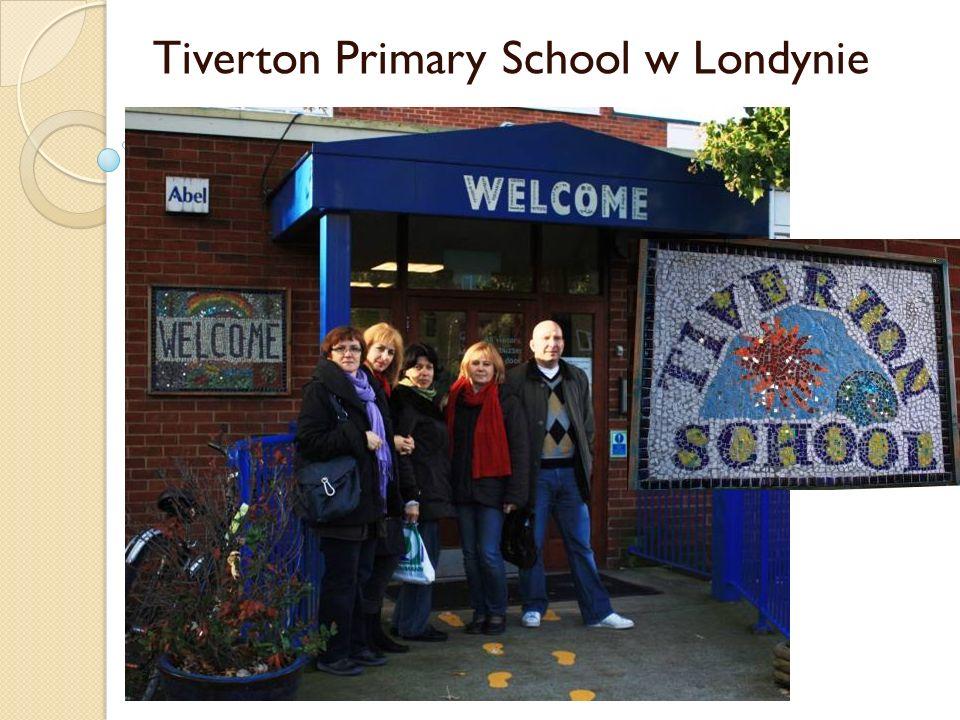 Tiverton Primary School w Londynie