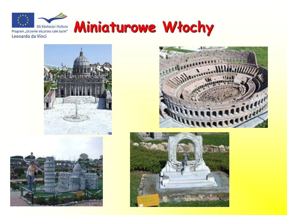 Miniaturowe Włochy