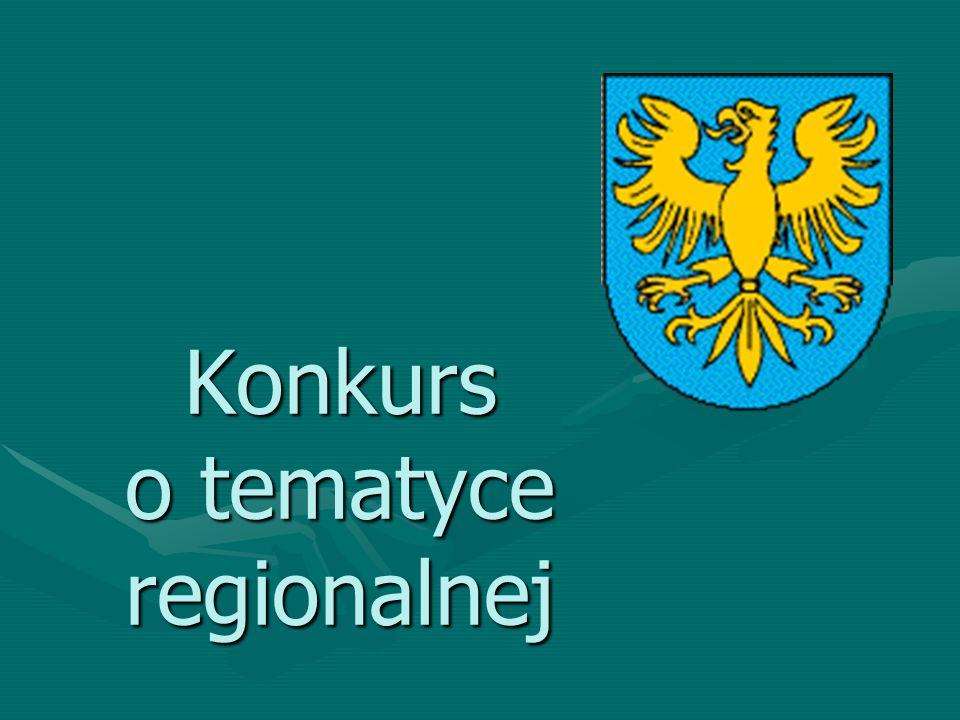 Pytanie nr 21 Jak obecnie wygląda herb Górnego Śląska?