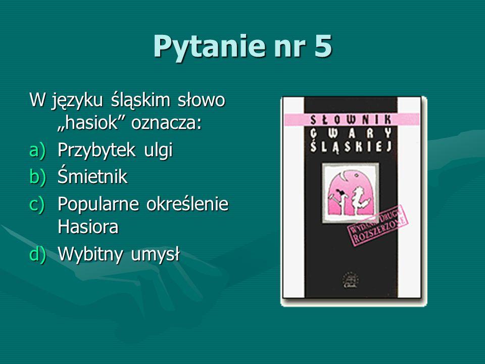 Pytanie nr 6 Na zdjęciach ludowy strój śląski z okolic Rybnika oraz strój rozbarski.