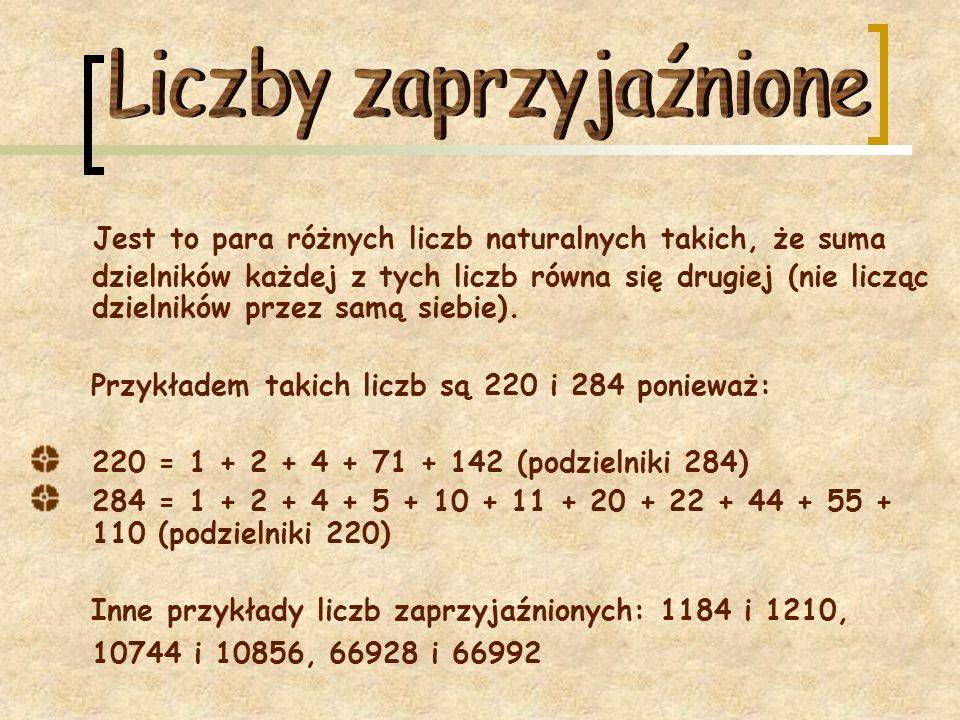 Liczbę naturalną, którą czyta się tak samo od początku i od końca nazywamy palindromem.