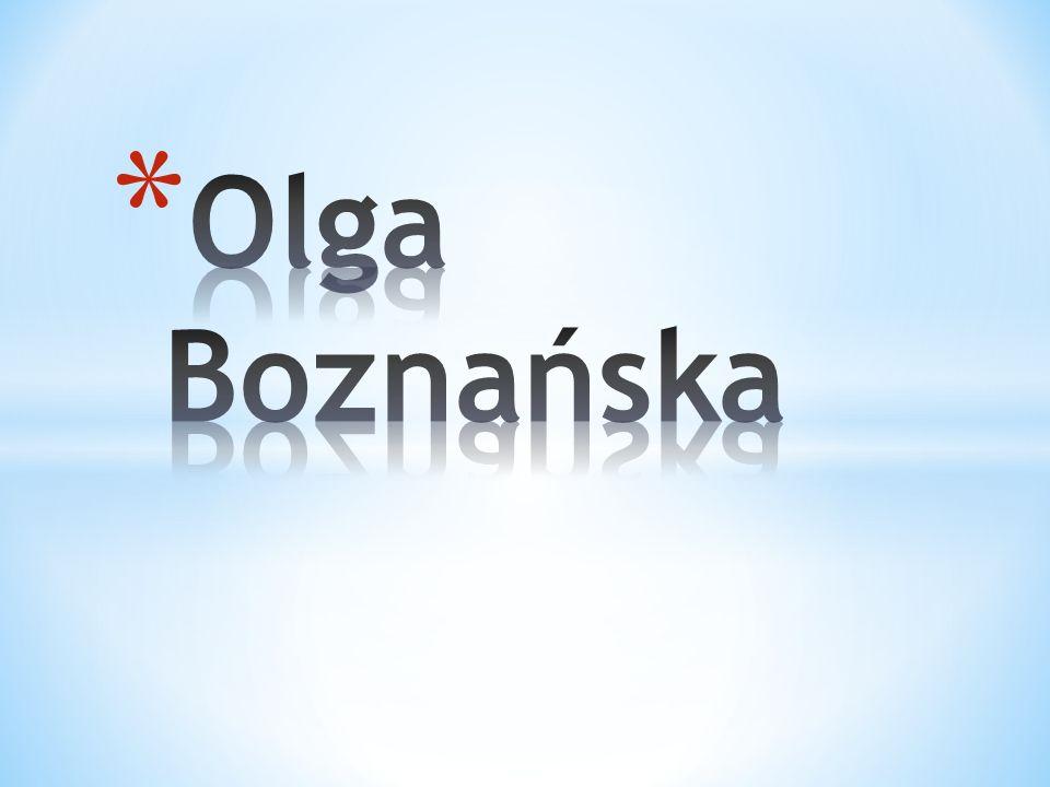 Olga Boznańska (ur.15 kwietnia 1865 w Krakowie, zm.