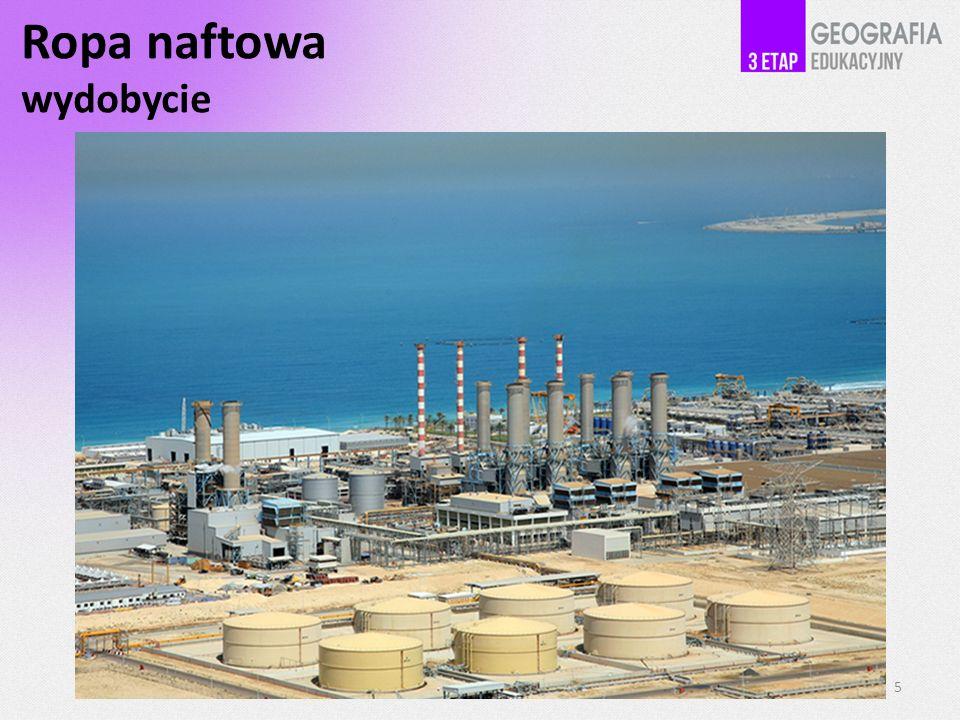 Ropa naftowa wydobycie 5