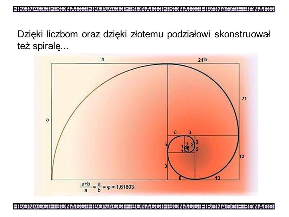 Złoty podział odcinka jest to wewnętrzny podział tego odcinka na dwie nierówne części tak, aby stosunek odcinka a do jego większej części x był równy stosunkowi części x do części mniejszej (a-x), tj.
