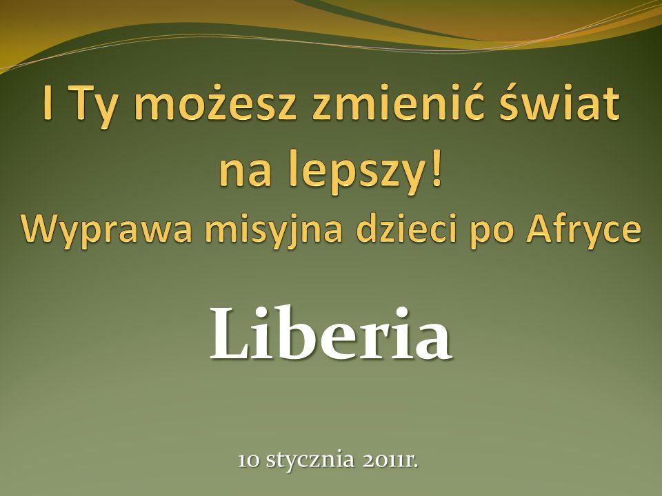 Liberia 10 stycznia 2011r.