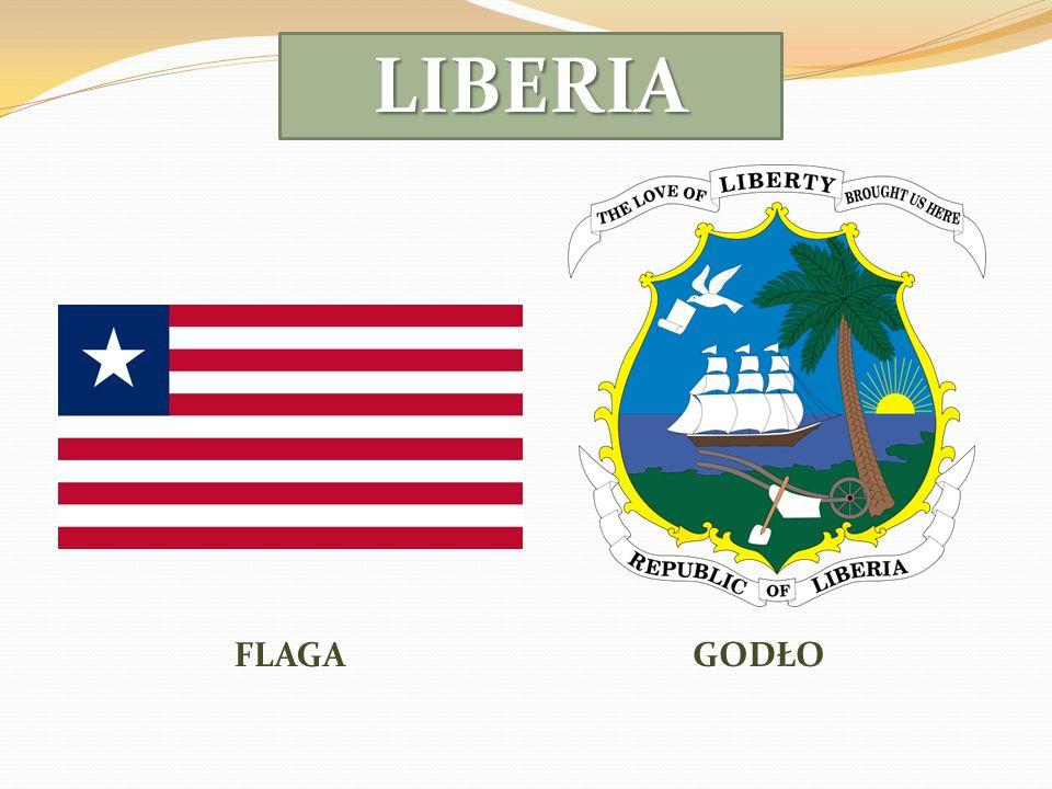 FLAGA GODŁO LIBERIA