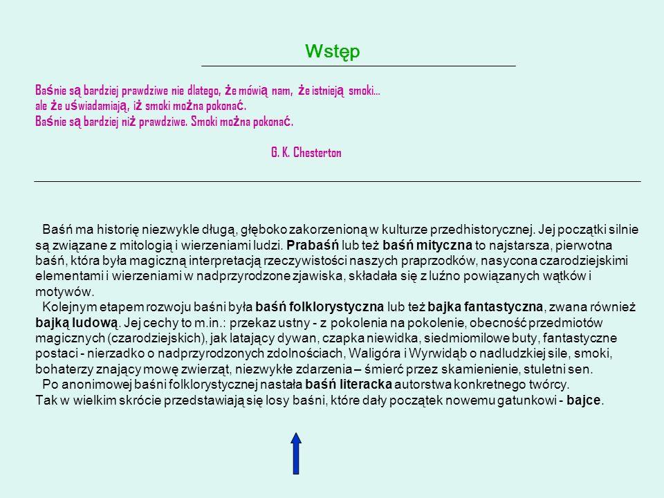 Zadanie Waszym zadaniem jest zrobienie albumu, w którym zamieścicie: definicję baśni opracowanie baśni własnoręcznie wykonane ilustracje
