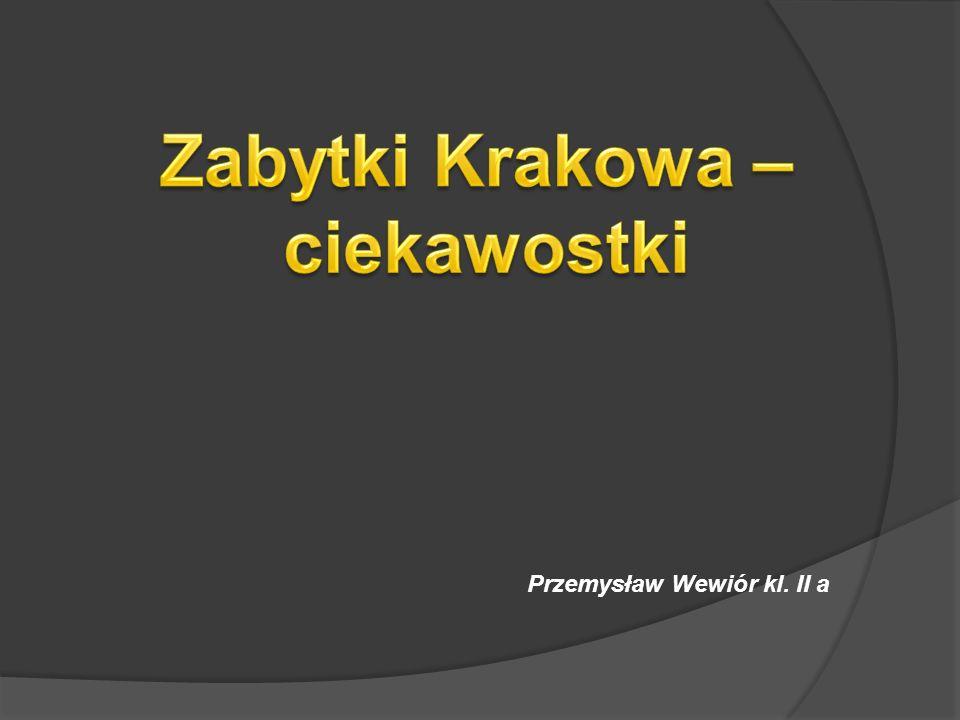 Przemysław Wewiór kl. II a