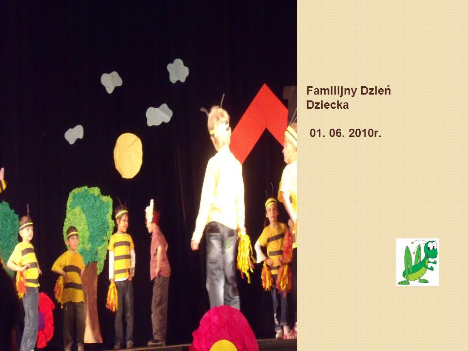 Familijny Dzień Dziecka 01. 06. 2010r.