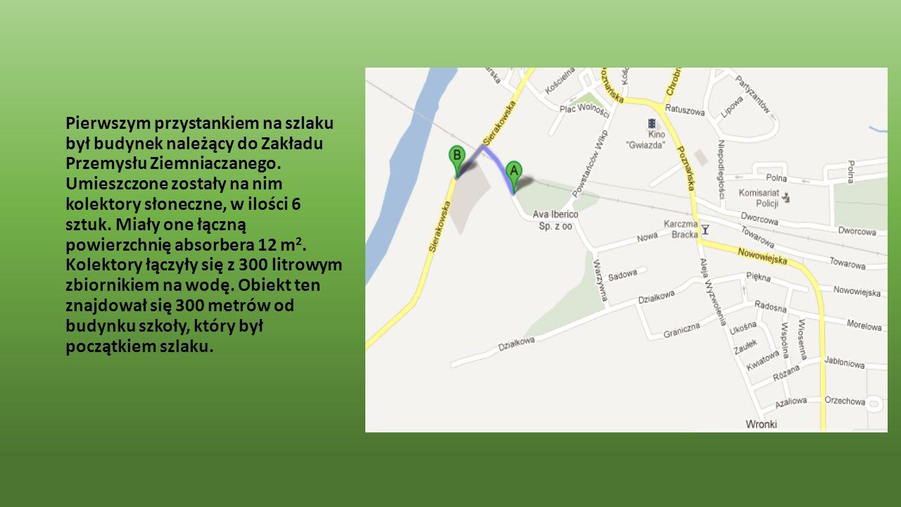 Obiekty OZE na terenie gminy Wronki Pompa ciepła Piec na pellet