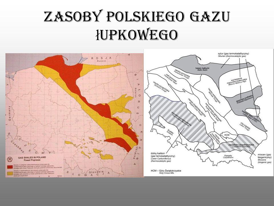 Zasoby polskiego gazu ł upkowego