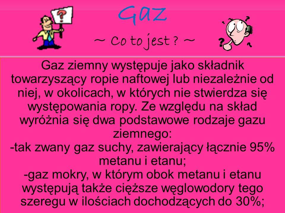 Gaz ~ Co to jest .