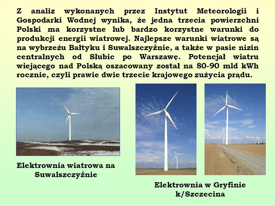 Z analiz wykonanych przez Instytut Meteorologii i Gospodarki Wodnej wynika, że jedna trzecia powierzchni Polski ma korzystne lub bardzo korzystne waru