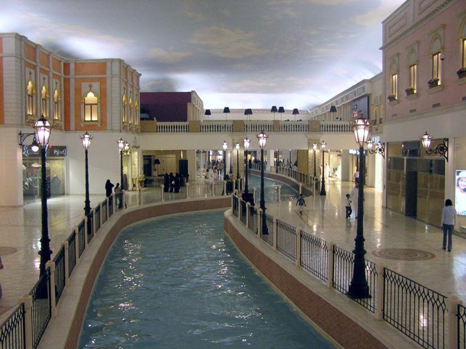 Centrum handlowe Villaggio
