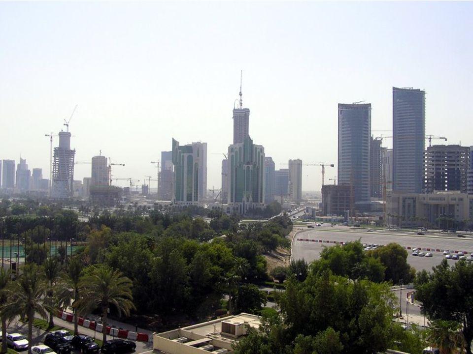 Katar – państwo położone we wschodniej części Półwyspu Arabskiego nad Zatoką Perską.