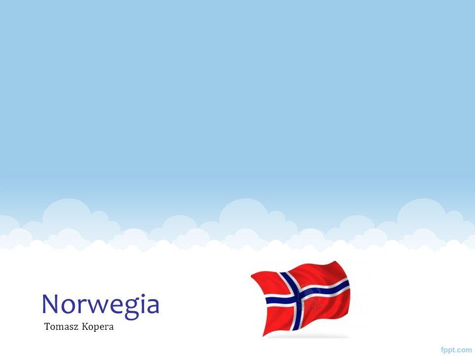 Norwegia Tomasz Kopera