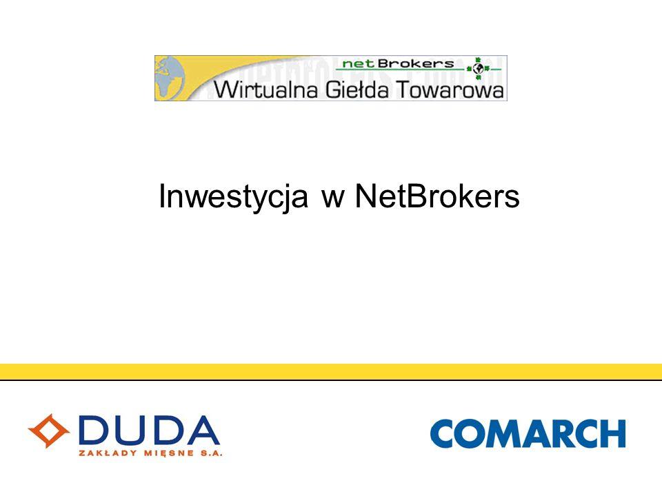 Inwestycja w NetBrokers