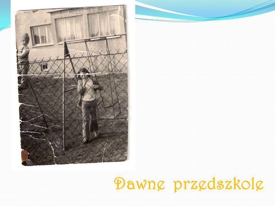 Dawne przedszkole