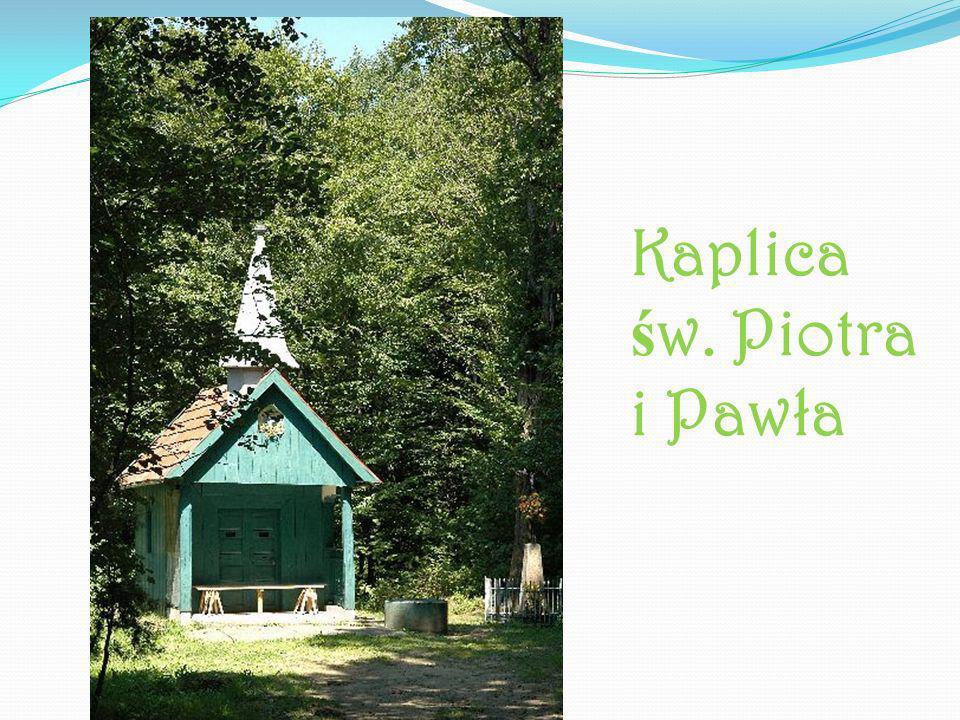 Kaplica ś w. Piotra i Pawła