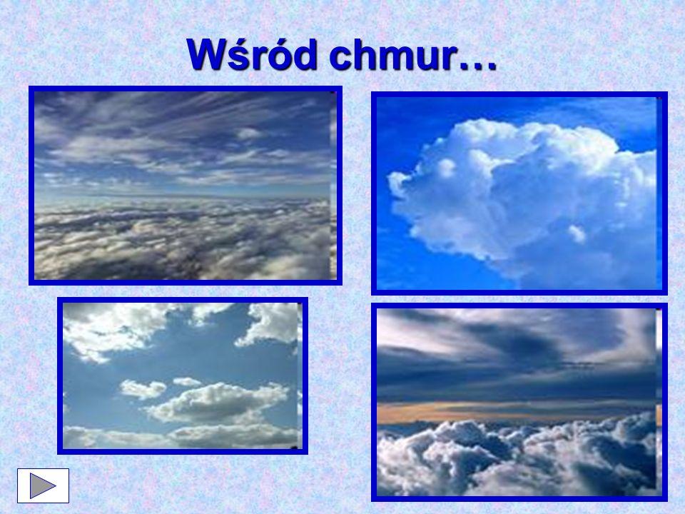 Wśród chmur…