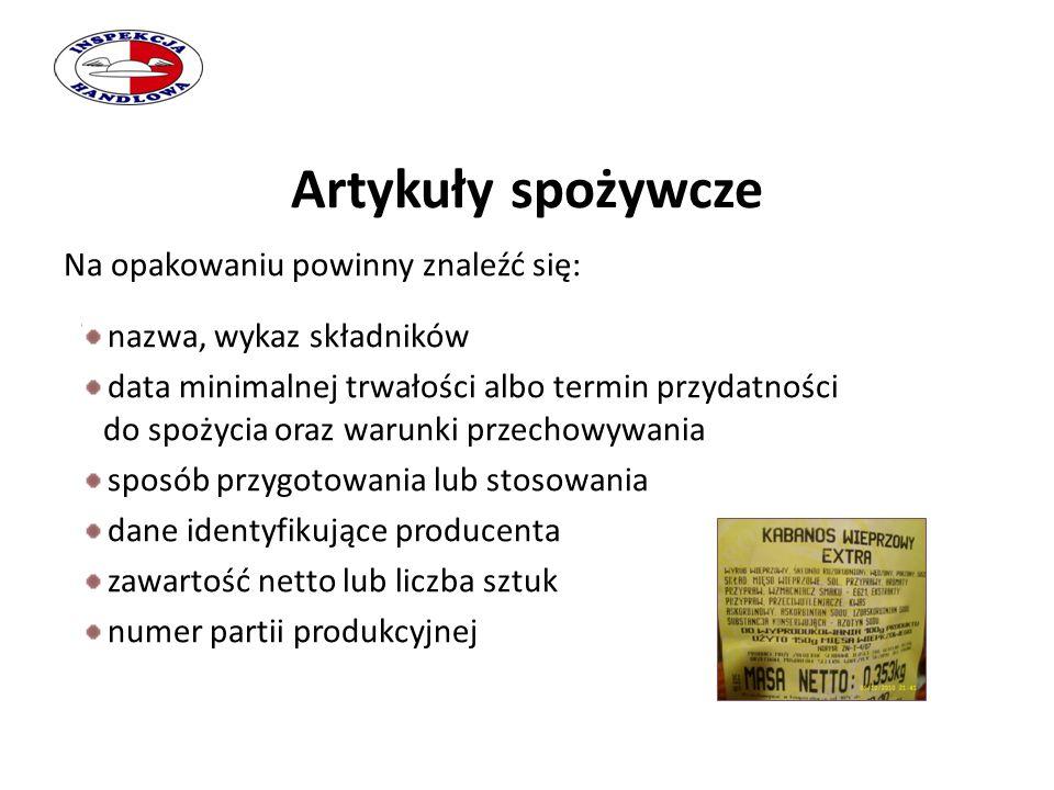 Wyroby pirotechniczne PAMIĘTAJ.